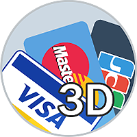 MyCard 信用卡(台灣地區3D驗證)
